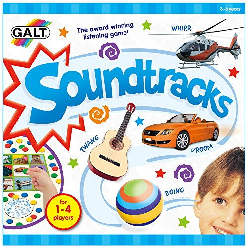 Galt Toys Inc Soundtracks CD