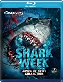 echange, troc  - Shark Week: Jaws of Steel Collection [Blu-ray]
