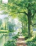Aquarellmalerei B�ume: Studien Impres...