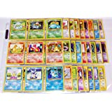 Pokemon COMPLETE Set of ORIGINAL 151/150 Cards (Contains Base, Jungle, Fossil Cards)