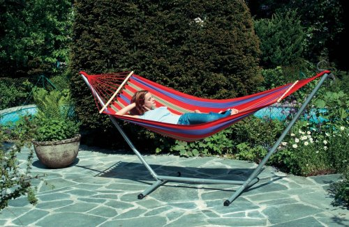Amazonas Jet Set Complete Hammock And Stand Set