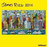 James Rizzi 2014 Broschürenkalender