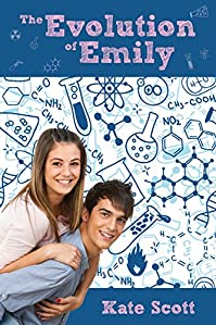 The Evolution Of Emily by Kate Scott ebook deal