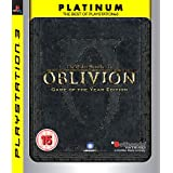 The Elder Scrolls IV: Oblivion - Game of the Year - Platinum (PS3)by Ubisoft