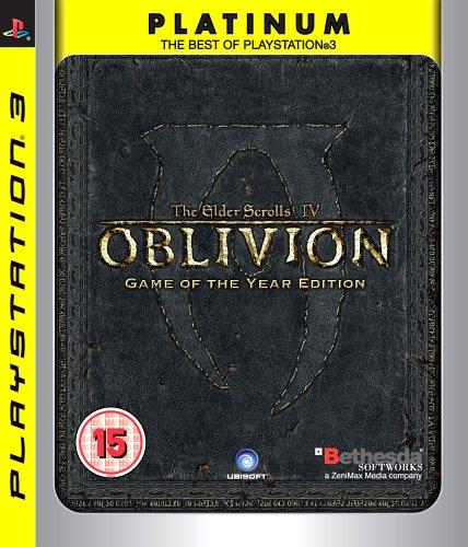 guide oblivion ps3