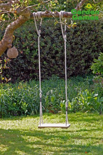 Garden games k12089 p00 altalena da albero 3 m for Altalena amazon
