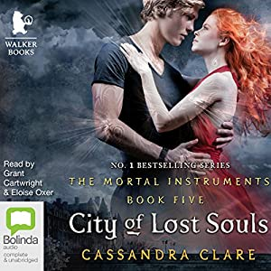 City of Lost Souls: Mortal Instruments, Book 5 Audiobook