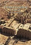 echange, troc Paul Barguet - Le temple d'Amon-Rê à Karnak : Essai d'exégèse (1Cédérom)
