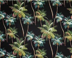 Hawaiian Fabric - Palm Tree Fabric