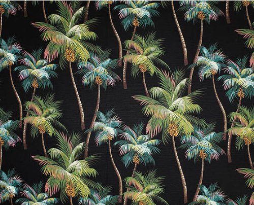 Palm Tree Bedding 7952 front