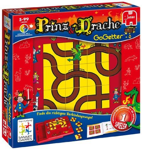 Imagen principal de Jumbo Spiele Smartgames 12812 Prinz Drache GoGetter - Juego de mesa para niños [Importado de Alemania]