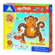 Orb Factory - ORB64075 - Loisir Cr�atif - Mosa�que - My First Sticky Mosa�ques - Zoo
