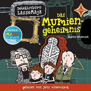 Das Mumiengeheimnis (Detektivbüro LasseMaja 2) Hörbuch