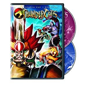 Thundercats Seasononline on Amazon Com  Thundercats  Season 1   Book 2  Emmanuelle Chriqui  Clancy
