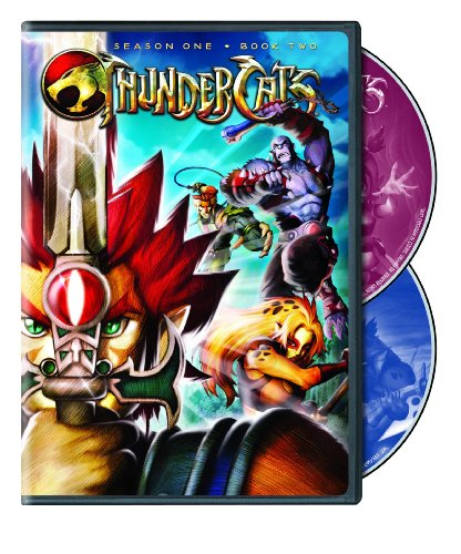 Thundercats: Season 1 Book 2