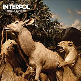 Cubra la imagen de la canción Rest my chemistry por Interpol