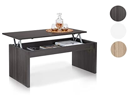 Links Tavolino Ausiliario Delfi B1 Antracite