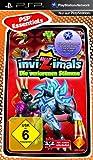 Invizimals: Die verlorenen Stämme - Essentials (PSP)
