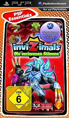 Invizimals - Die verlorenen Stämme  [Essentials]