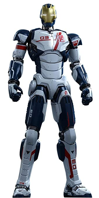 Avengers Age of Ultron figure Movie Masterpiece 1/6 Iron Legion 31 cm Hot Toys