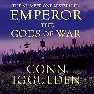 EMPEROR: The Gods of War, Book 4 (Unabridged) Hörbuch