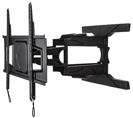 B-Tech BT8225/B - BT8225/B - Ultra-slim flat screen wall mount with twin cantilever arms