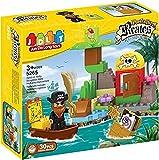 #8: Saffire Powerful Pirates Blocks Set, Multi Color