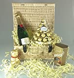 The Moët & Chandon Champagne Prestige Hamper with Lindt Truffles, Gold Bear and Ferrero Rocher Chocolates