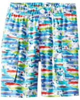Zutano Little Boys' Crocs Cargo Short