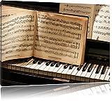 Dark-Musique-Piano-Piano-agrandi-image-de-toile-Imprimer-Brancard-dessins-affiches-norme-encadre-image-murale-peinture-peinture--lhuile-affiche-Format-80x60-cm