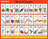 "Childcraft Class Literacy Charts Blends and Digraphs, 20"" W x 24"" H"