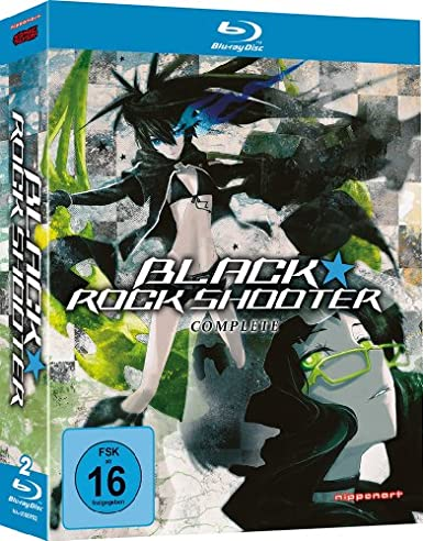 Black Rock Shooter, Gesamtausgabe (Blu-ray)