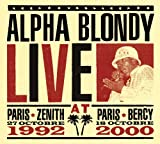 CD - Live at Paris von Alpha Blondy