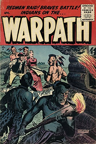 POSTER comics cover Key Warpath 3 Vintage Wall Art Print A3 replica