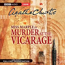 Murder at the Vicarage (Dramatised)  by Agatha Christie Narrated by June Whitfield