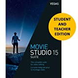 Magix Vegas Movie Studio 15 Suite for Students & Teachers