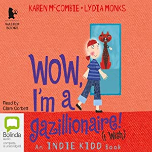 Wow, I'm a Gazillionaire! Audiobook