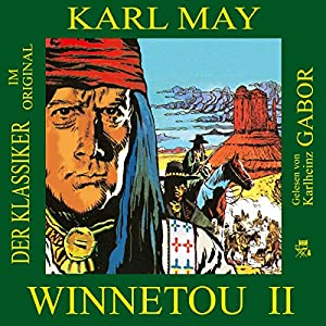 Winnetou II Audiobook