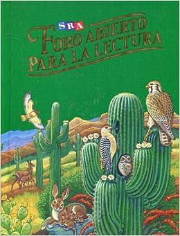 Foro Abierto Para La Lectura: Student Anthology Book 2, Grade 2
