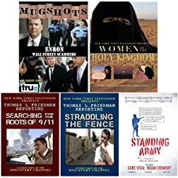 Great Documentaries - Volume 1: Politics - 5 DVD Collector's Edition (Amazon.com Exclusive)