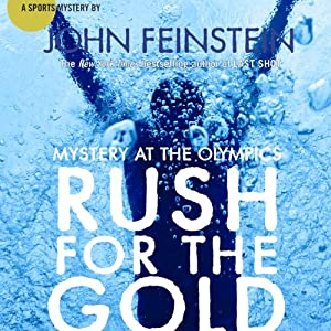 Rush for the Gold: Mystery at the Olympics Audiobook