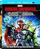 Avengers Confidential: Black Widow & Punisher [Blu-ray]
