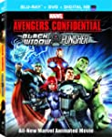 Avengers Confidential: Black Widow &...