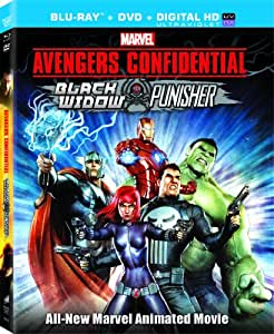 Avengers Confidential: Black Widow & Punisher [Blu-ray]