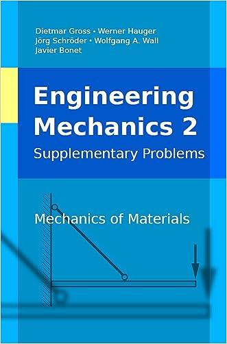 Engineering Mechanics 2, Supplementary Problems: Mechanics of Materials (Engineering Mechanics, Supplementary Problems)