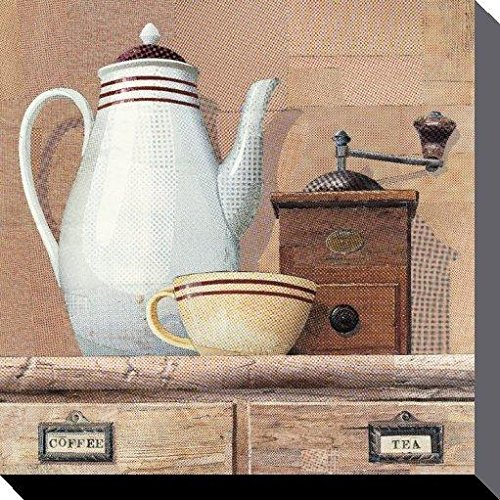 Marian Hill Still Life I Canvas Prints, poliestere, multicolore, 40 x 40 cm