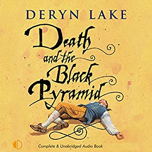 Death and the Black Pyramid Hörbuch