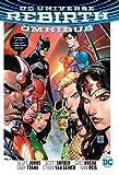 img - for DC Rebirth Omnibus Vol. 1 (Dc Universe Rebirth Omnibus) book / textbook / text book