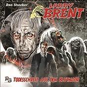 Todesschreie im Blutmoor (Larry Brent 8) | Simeon Hrissomallis