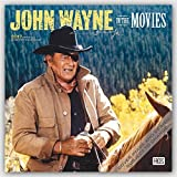 img - for John Wayne in the Movies 2017 Square (Multilingual Edition) book / textbook / text book